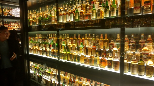 World's Largest Whisky Collection