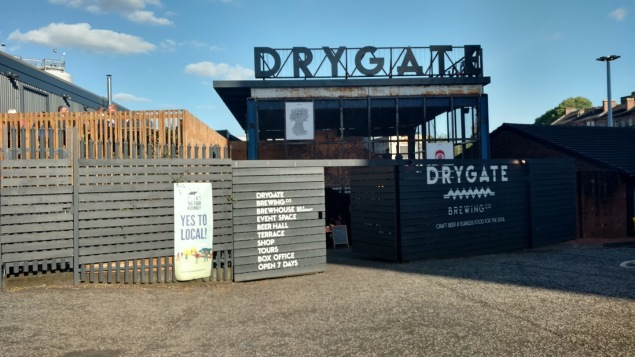 Drygate BreweryDrygate Brewing